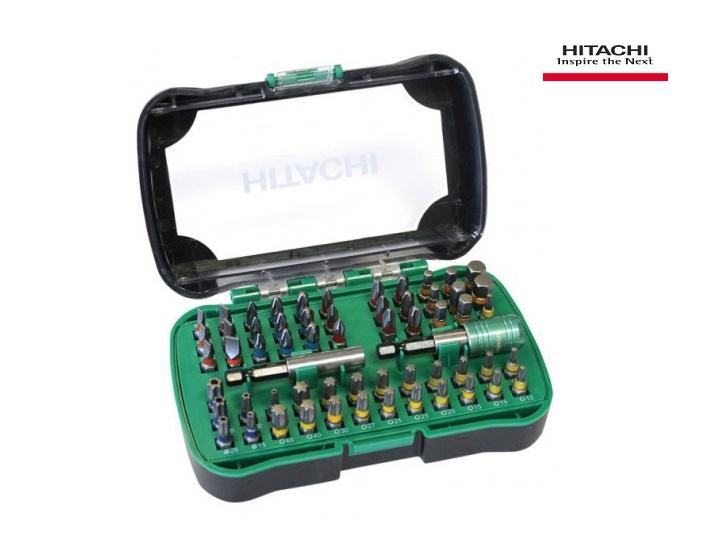 Bitset 60-delig Hitachi 750364