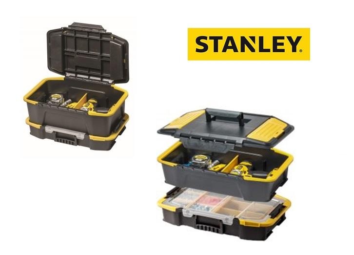 Stanley Click & Connect gereedschapskoffer 31x24,7x50,7 cm