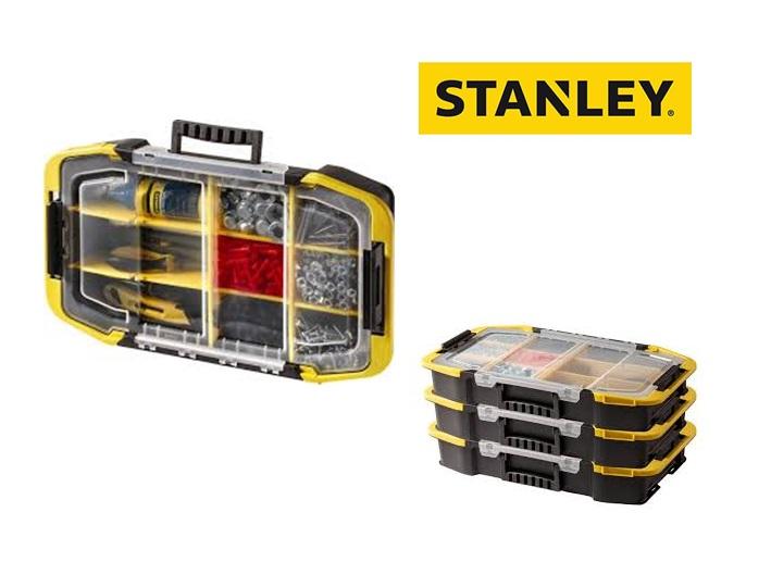 Stanley STST1-71983 Organizer Click & Connect 51x29x9cm