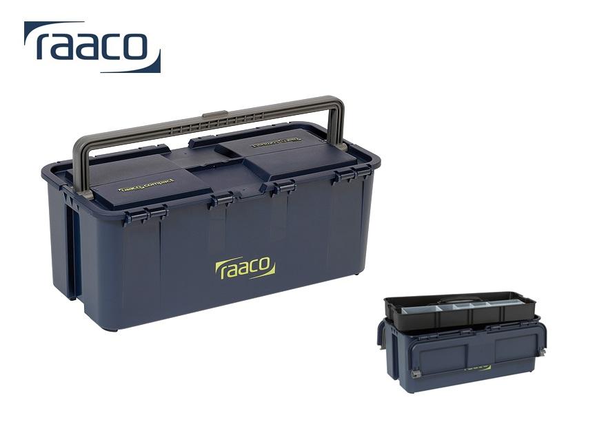 Raaco Compact 20 gereedschapskoffer 474x239x190