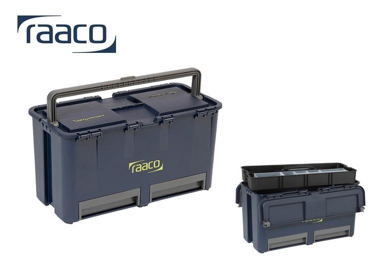 Raaco Compact 27 gereedschapskoffer 474x239x250