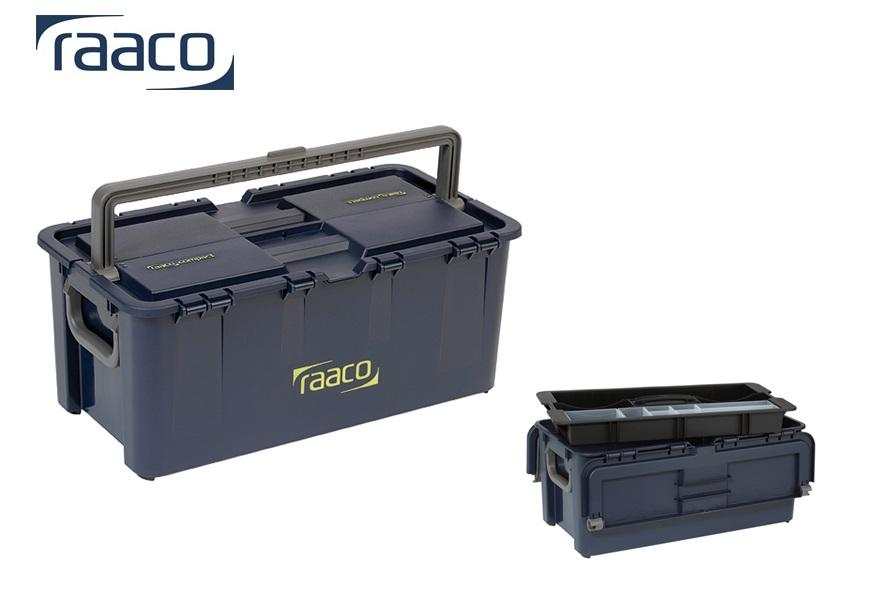 Raaco Compact 37 gereedschapskoffer 540x300x230
