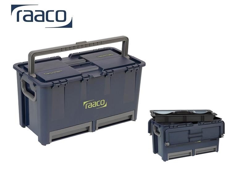 Raaco Compact 47 gereedschapskoffer 540x300x295