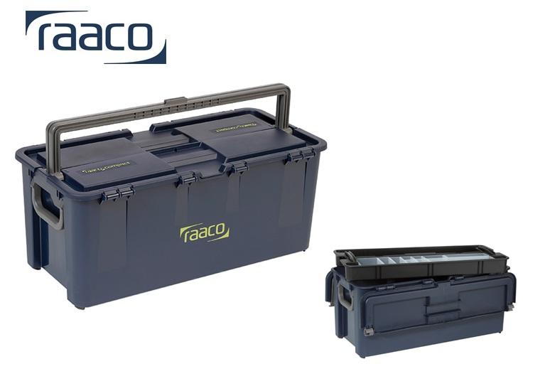 Raaco Compact 50 gereedschapskoffer 620x315x260