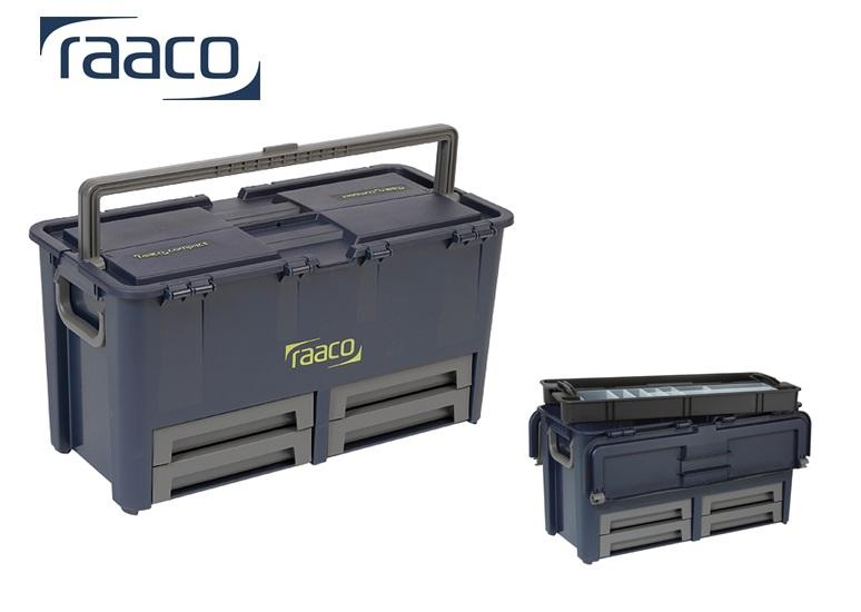 Raaco Compact 62 gereedschapskoffer 620x315x320