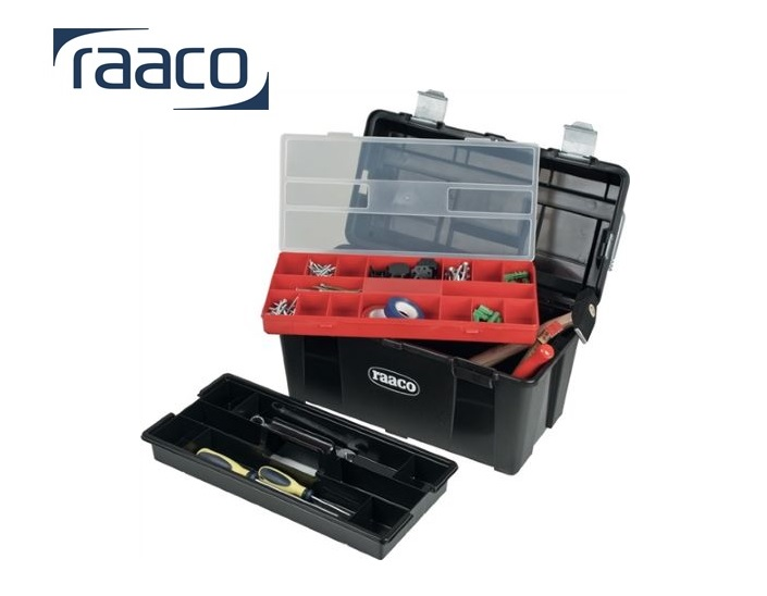 Raaco T31 gereedschapskoffer 445x235x230mm