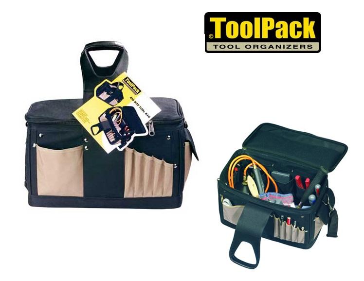 Toolpack gereedschapstas Classic 400 x 210 x 230 mm