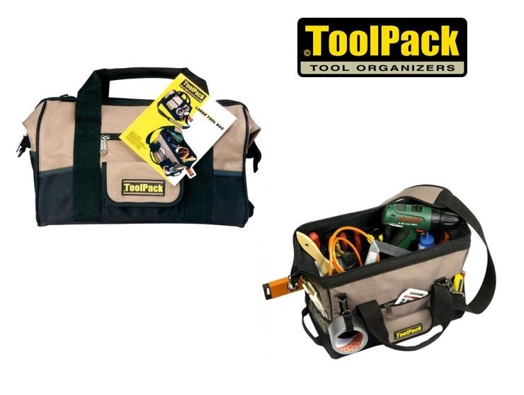 Toolpack gereedschapstas Classic XL 470 x 290 x 380