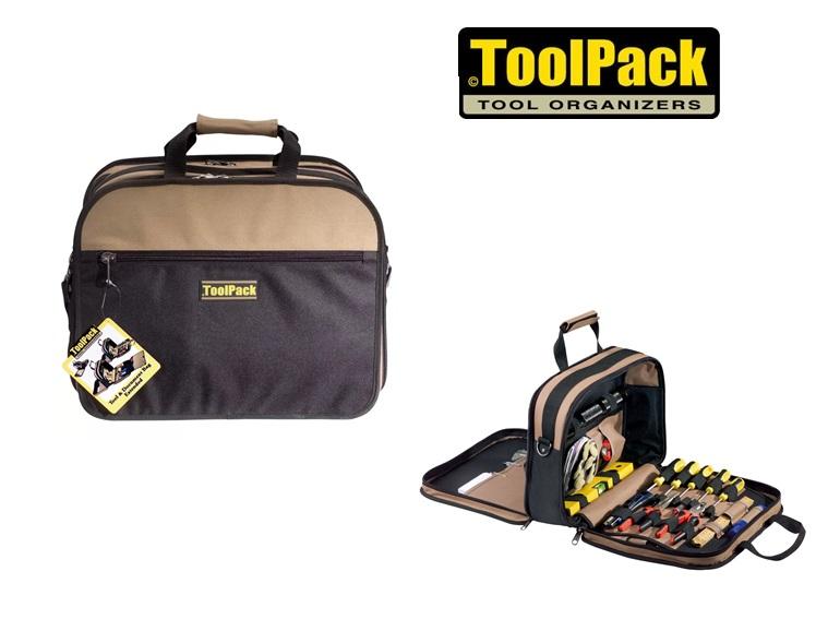 Toolpack gereedschap- en aktetas Deluxe 450 x 350