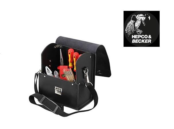 Gereedschapskoffer FAVORIT 210x140x280mm Hepco&Becker