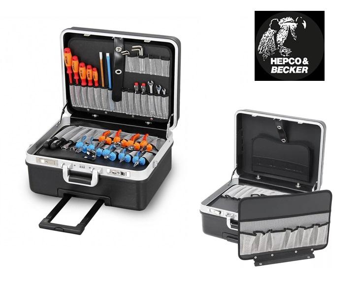 Gereedschapskoffer BASIC 470x220x360 Hepco&Becker