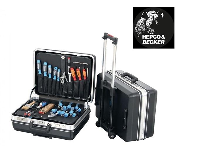 ABS-koffer BUDGET 460x160x310mm Hepco&Becker