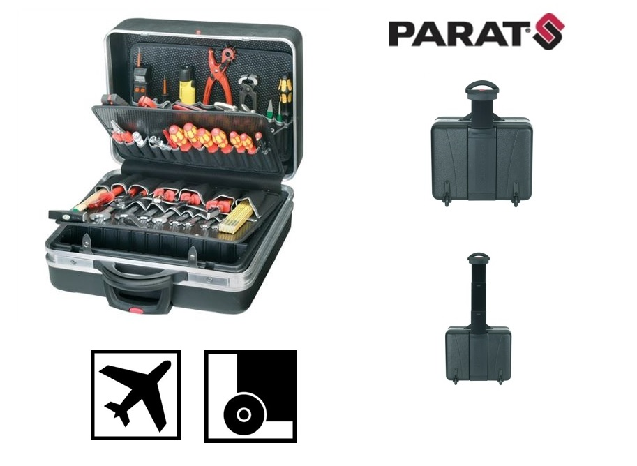 Parat Classic rolkoffer ABS 470x360x210mm