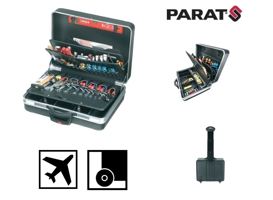 Parat Rolkoffer Classic X-ABS 575x220x425mm