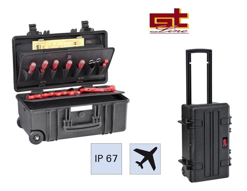 Gereedschapskoffer 517x217x277 WATERPROOF GT 51-22 PTS