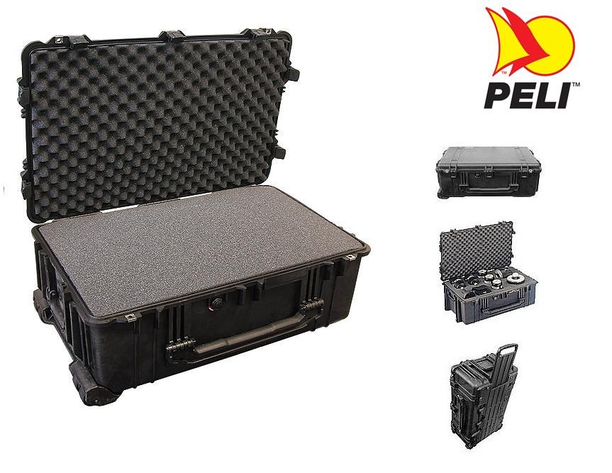 Peli 1650-WF koffer stof- en waterdicht 800x521x295mm