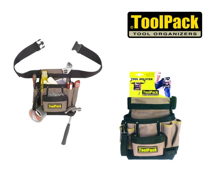 ToolPack Gereedschapsgordel 8 vaks 200x300mm
