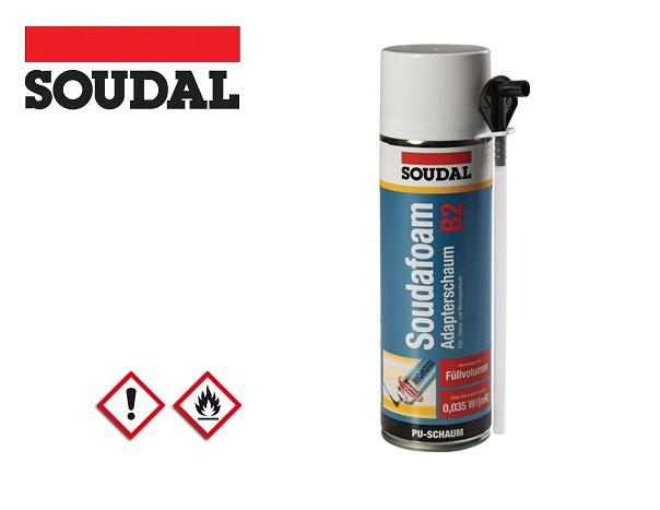 1-pack schuim SOUDAFOAM 500 ml B2