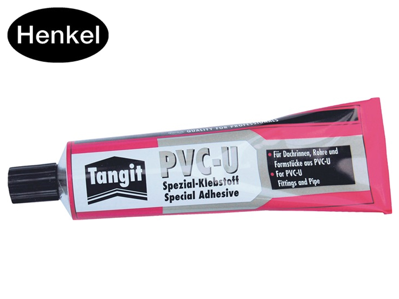 Speciale lijm PVC-U TI 60 Inh.125g buis TANGIT
