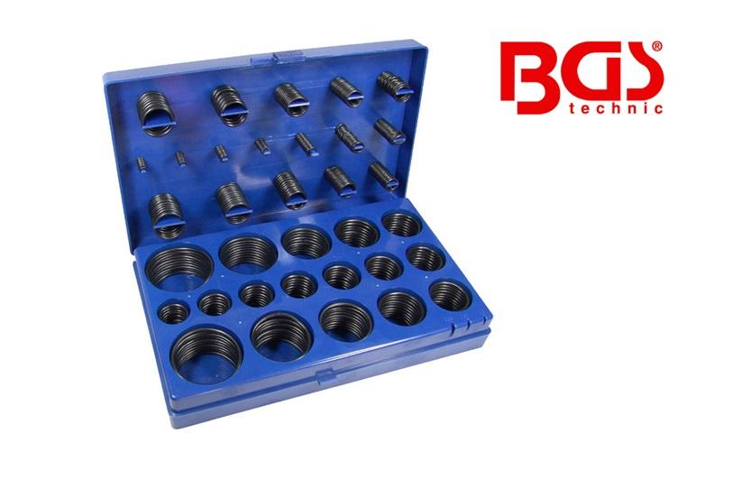 O-ring-assortiment 1/8 - 2 BGS 419-dlg. BGS