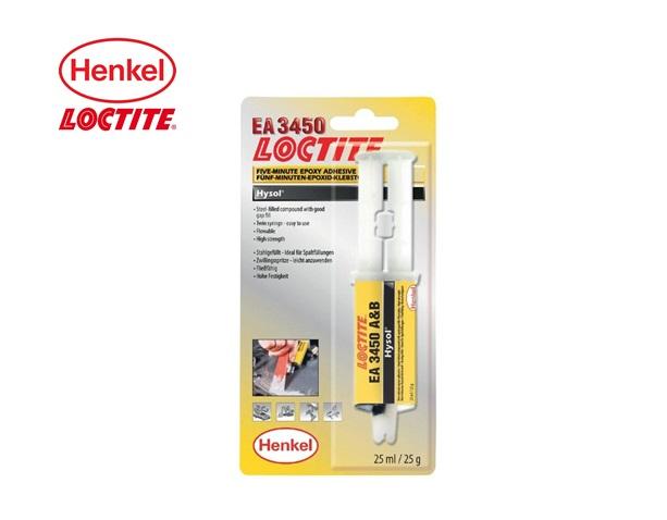 Loctite 3450 2 K epoxylijm 25ml