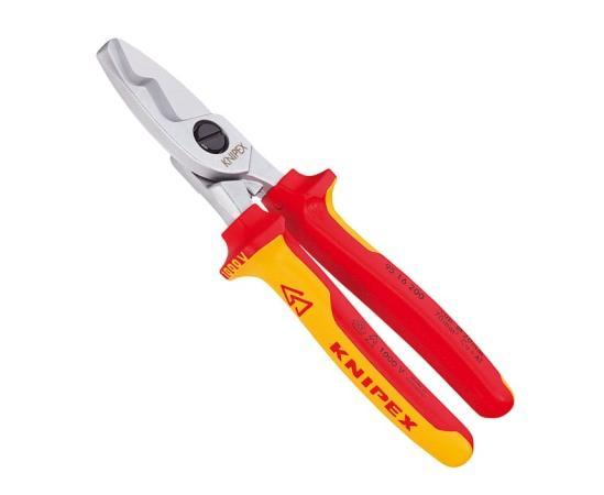 Knipex VDE kabelschaar 200 mm tot 70mm2 Knipex 95 16 200