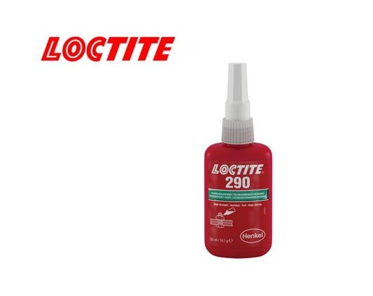 Loctite 290 Schroefdraadborging 50 ml