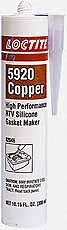 Loctite 5920 Vlakkenafdichting - Premium Silicone Copper Pakking/Afdichti