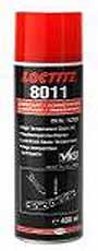 Loctite 8011 Hoge temperatuur kettingoliespray 400 ml