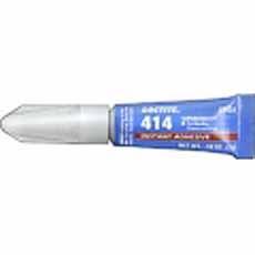 Loctite 414 Snellijm - Universeel gebruik, lage viscositeit 20 g