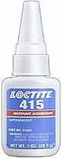 Loctite 415 Snellijm - Metalen, gemiddelde viscositeit 20 g