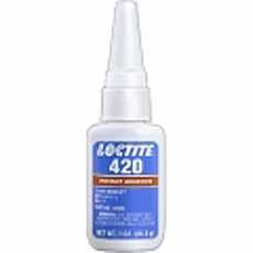 Loctite 420 Snellijm - Universeel gebruik, capillair 20 g