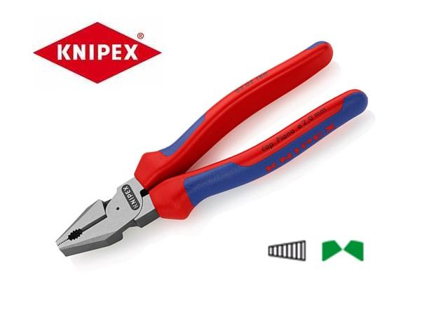 Kracht combinatietang Knipex 180 mm 02 02 180