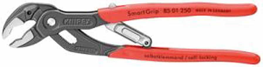 SmartGrip zelfinstellende waterpomptang Knipex 85 01 250