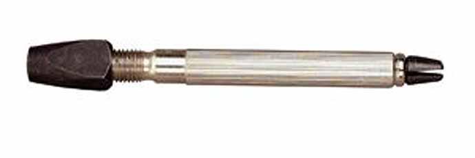 Gereedschaphouder spanbereik 0-4mm messing heft