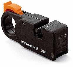 Coax kabelstripper zonder mescassette WEIDMULLER 9030500000