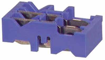 Kabelstripper Coax mescassette blauw-1-fase WEIDMULLER 9032020000
