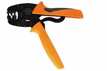 Krimptang PZ6 ROTO voor adereindhulzen 0,14 tot 6 mm ² WEIDMULLER 9014350
