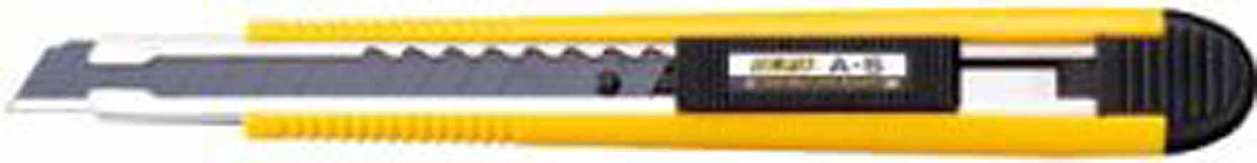 Afbreekmes met afbreekbaar mes type A-5 OLFA