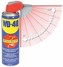Multispray WD-40 Smart Straw 500Ml Spuitbus