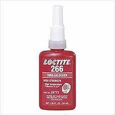 Loctite 266 bestand tegen hoge temperatuur, 50 ml