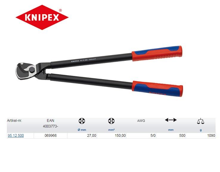 KNIPEX Kabelschaar 500mm 95 12 500