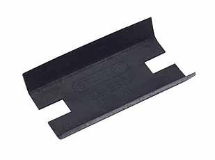 Reserve Mesjes 25mm,Stanley 0-28-631 - 2 stuks/kaart,Stanley