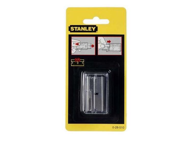 Stanley 0-28-510 Reservemesjes glasschraper 10 stuks