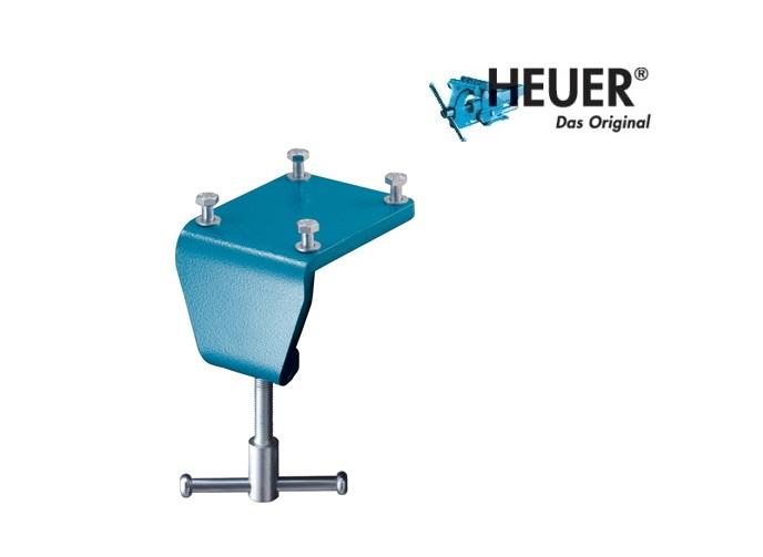Tafelklem voor bankschroef Heuer Compact 100 mm