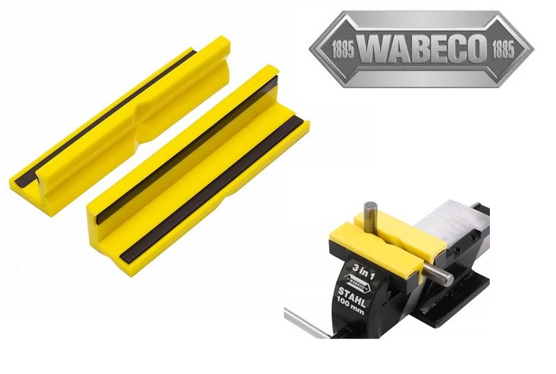 Pijpklem-beschermbekken van kunststof magneet 100mm VE=2