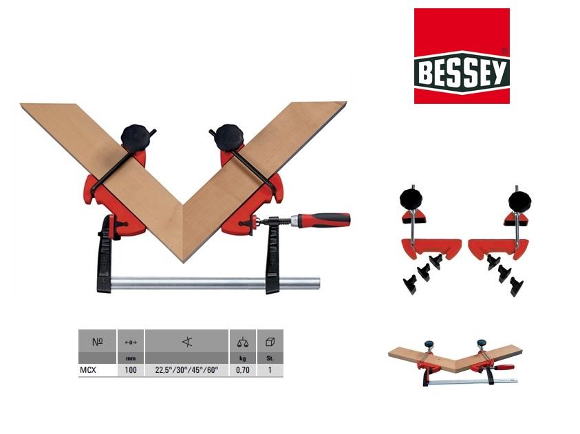 Bessey Verstek-spansysteem 3/4/6/8hoek GROSS-STABIL