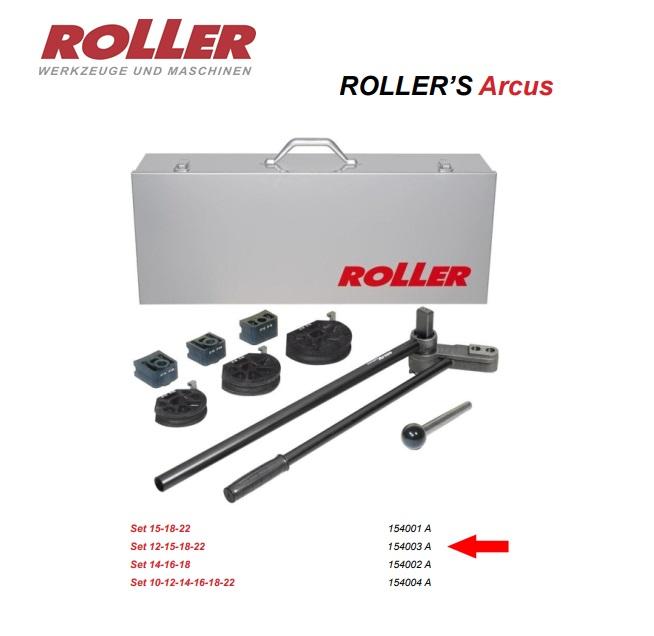 ROLLER Arcus Set 12-15-18-22