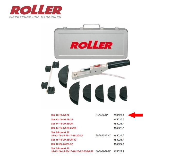 ROLLER Polo Set 12-15-18-22 Roller