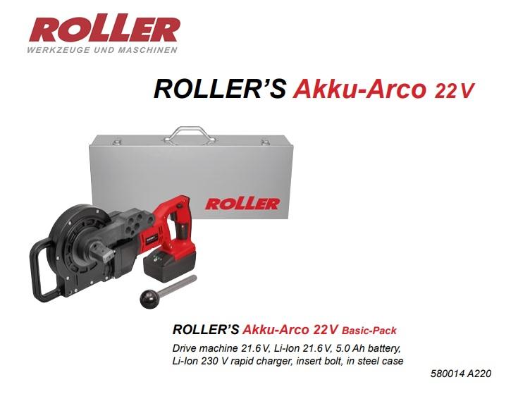 Akku-Arco 22 V Basic-Pack